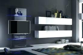 meuble tv pour chambre chambre meuble blanc chambre coucher gloria 90 190 blanc central