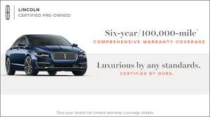 used lincoln cars suvs u0026 crossovers lincoln certified pre