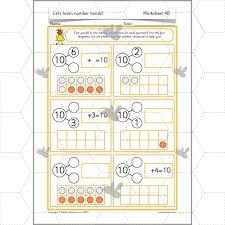let u0027s learn number bonds number bonds games ks1 complete series