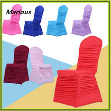 ruched chair covers buy ruched spandex chair cover and get free shipping on aliexpress
