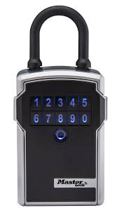 digital key lock box wall mount master lock continues commitment to advanced security solutions