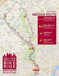 Us Route 20 Map by Routes And Maps Million Dollar Bike Ride Penn Medicine Orphan