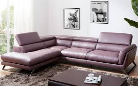 Contemporary Leather Sectional Sofa by Modern Leather Sectional Sofa By J U0026m Furniture