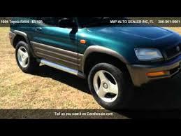 toyota rav4 convertible for sale 1996 toyota rav4 2 door 4wd for sale in lake city fl 32055
