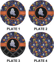 halloween plates halloween dinnerware best images collections hd for gadget