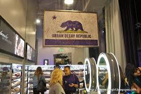 Flag Store Maisassygirl Urban Decay Flagship Store Opening Party Report