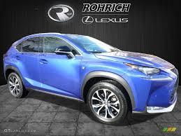 lexus nx 200t black interior 2015 ultrasonic blue pearl lexus nx 200t f sport awd 109582812