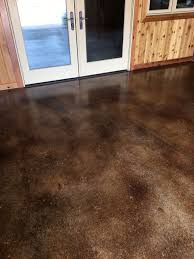 Photos Of Stained Concrete Floors by Stained Concrete Lubbock Custom Coating