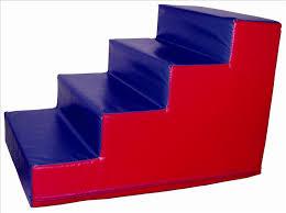 stufen treppe kindergartenmöbel und schulmöbel kaufen treppe 4 stufen