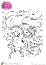 barbie coloring print coloring pages