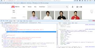Myntra Home Decor by Need Help Analysing A Functionlity Html Css And Javascript Forum