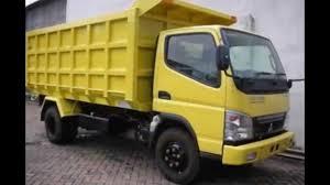 mitsubishi baru dumptruck mitsubishi colt diesel canter indonesia youtube