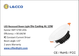 Adjustable Recessed Downlights Led Recessed Downlight On Sales Quality Led Recessed Downlight