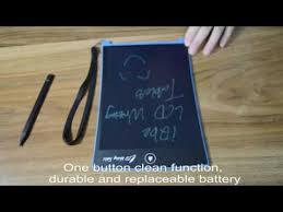 lcd writing board writing tablet writing pad same as boogie board
