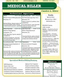 billing resume exles billing and coding resume sle sle resumes