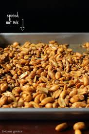 tasty spiced snack nuts