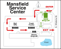 Map Service Center New Environmental Collection Center Opens With Special Events Nov 14