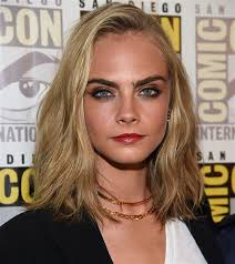large hair cara delevingne haircut see the model s new look today