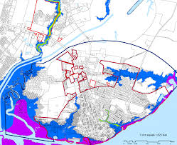 Flood Map Southport Maps Zoning Residential Tourist Maps Flood Zones