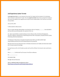 clearance certificate sample 12 job experience certificate format nurse resumed