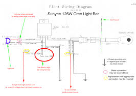 Led Light Bar Wiring Harness by 12v Led Wiring Diagram Carlplant
