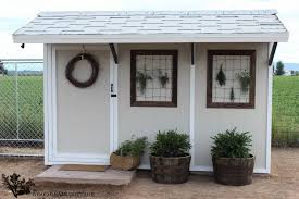 shed makeovers shed makeover the wood grain cottage