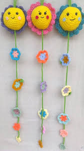28 best crochet wall hanging decorations images on