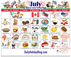 july calendar 2015 my planner