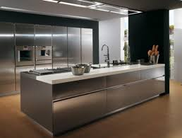 stainless steel kitchen islands stainless steel kitchen island smith design sophisticated