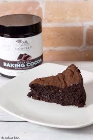 flourless chocolate cake recipe by the baker