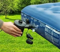 how to choose an air mattress pump