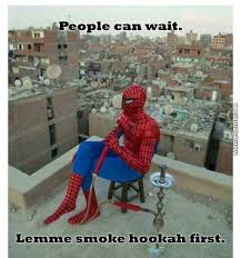 Hookah Meme - who cares about people when you got hookah by recyclebin meme center