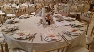 Gold Table Setting by Simple But Elegant Wedding Centerpiece Ideas Kims Bridal And Gifts
