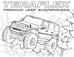 military jeep coloring page jeep coloring page fifthbynorthwest org