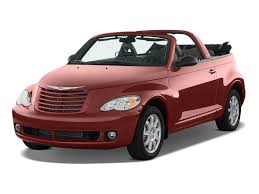 2008 chrysler pt cruiser reviews and rating motor trend