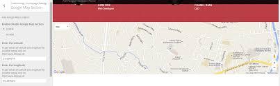 Google Map Customizer Wimpie Pro Documentation 8degreethemes
