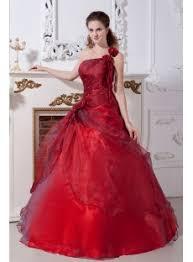 burgundy quince dresses burgundy one shoulder 15 quinceanera dress img 2166 1st dress