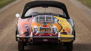porsche 356c janis joplin u0027s porsche 356 brings 1 76 million at auction autoweek