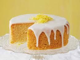 photo cakes lemon cake with lemon glaze cookstr