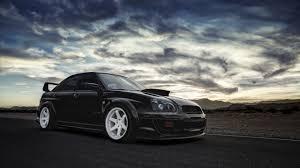 subaru impreza black subaru impreza wrx sti black car wallpaper 2560x1440 qhd