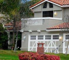 what exterior paint color works with a red tile roof red roof