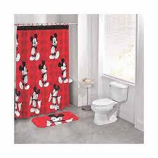 mickey mouse bathroom ideas bathroom designs disney mickey mouse 14 bath set walmart com