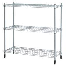 Wall Shelves Ikea by Ikea Stainless Steel Wall Shelf Kitchen Grundtal Drying Rack Wall