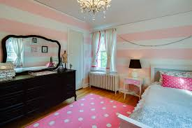 Black Polka Dot Rug Simple Rooms That Use Polka Dot Design Twists To Look Adorable