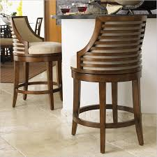 Bar Stool With Back And Arms Dining Room Inspiring 24 Inch Counter Stools For Home Furniture