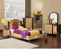 dreamfurniture nba basketball los angeles lakers bedroom in