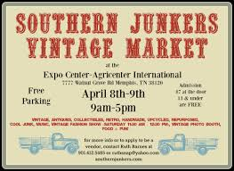 Home Decor In Memphis Tn by Upcoming Events Southern Junkers Vintage Market I Love Memphis