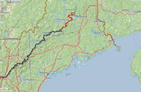 Appalachian Trail Massachusetts Map by New Appalachian Trail Record Check In With Charlie