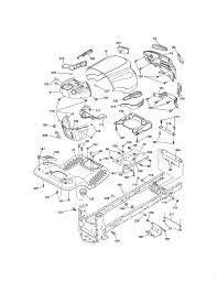 craftsman tractor parts model 917288520 sears partsdirect