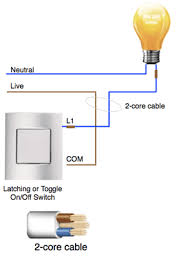 how do external circuits in light switching units such as lightwave
